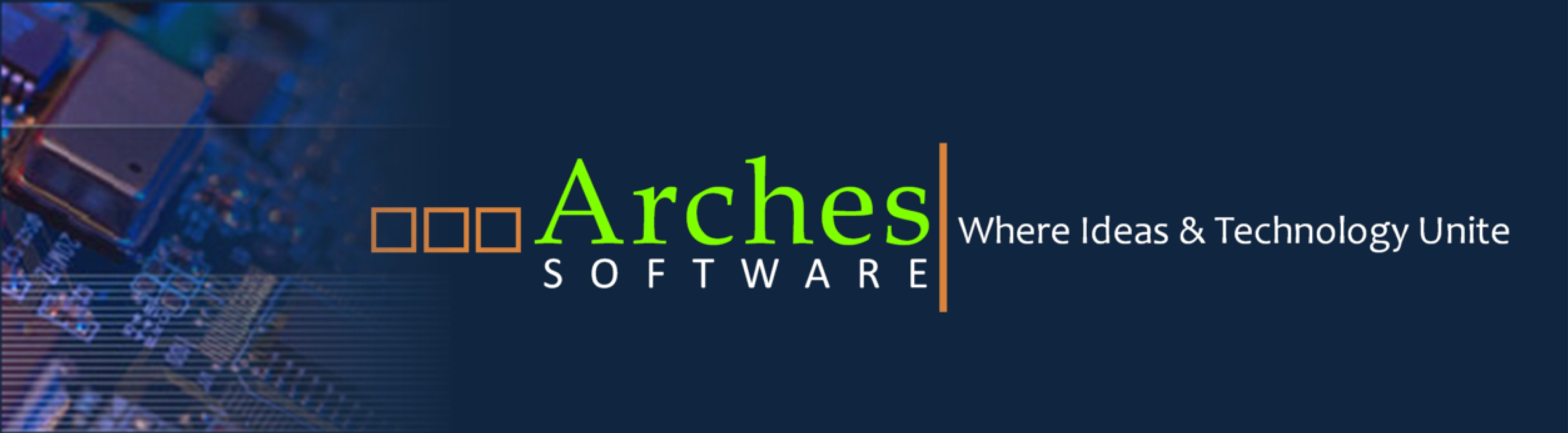 Arches Software | Where Ideas & Technology Unite